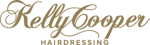 kelly cooper hairdressing logo