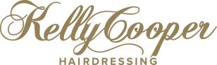 kelly cooper hairdressing logo