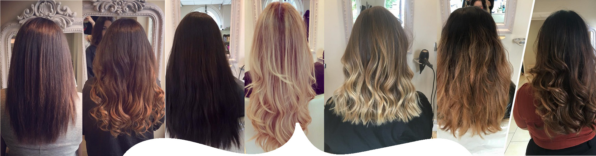 Balayage Kelly Cooper Hairdressing
